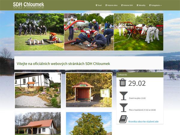 SDH Chloumek