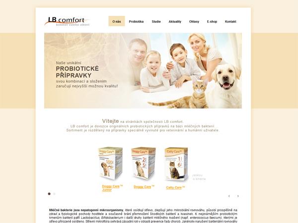 E-Shop Pharmaagency (LB Comfort)